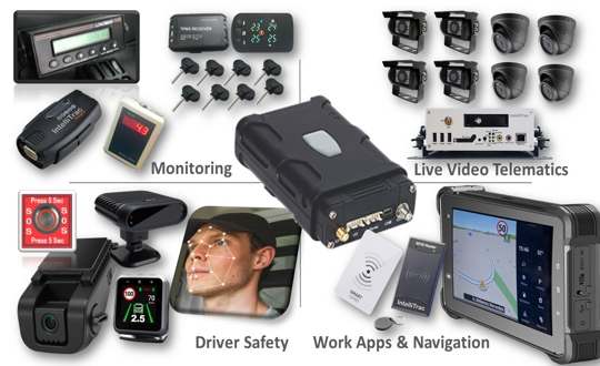 IntelliTrac GPS Tracking Telematics